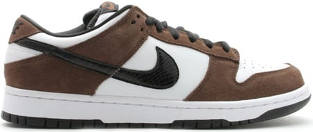separation shoes fafd0 95711 Nike Dunk SB Low Trail End Brown