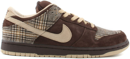 Nike Dunk SB Low Tweed