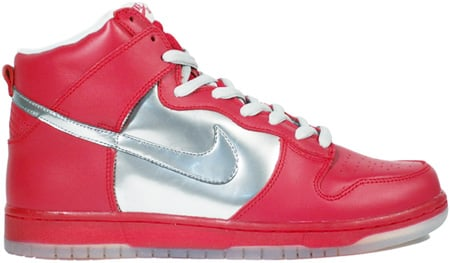 Nike Dunk SB High Mork and Mindy