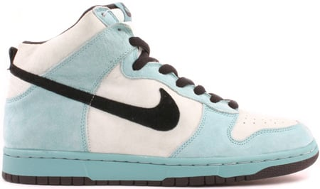 Nike Dunk SB High Sea/Ice Crystal