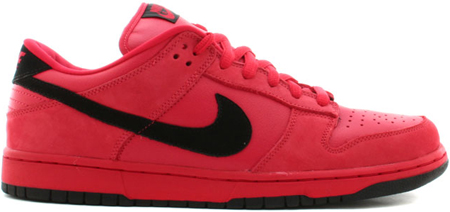 Nike Dunk SB Low True Red