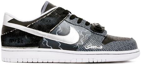 Nike Dunk SBTG x MR..SK Eclipse