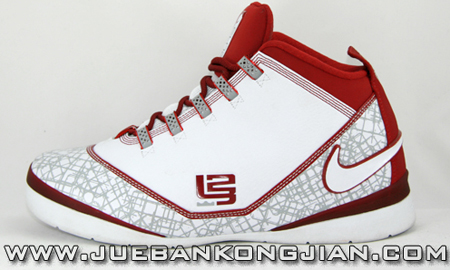 uk availability 69c8a 79ad0 Nike LeBron Soldier 2 White/Red | SneakerFiles