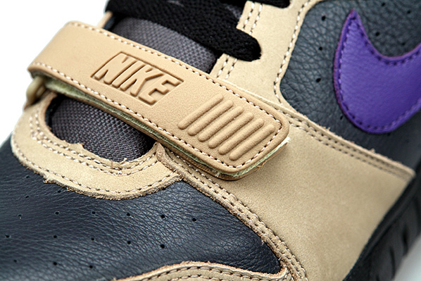 Nike Trainer Dunk High Anthracite/Varsity Purple