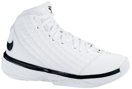 Nike Zoom Kobe III SL White/Black