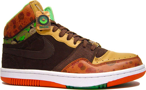 Nike Court Force Hi Premium Earth Pack at Purchaze