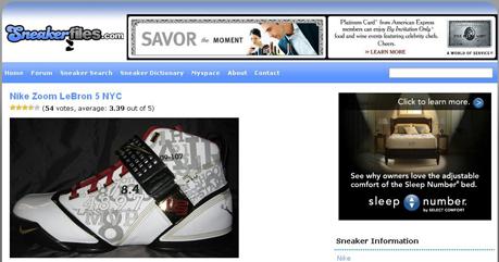 Sneaker Files New Look