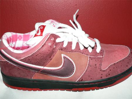 Nike SB Dunk Low - Pink Picnic Table