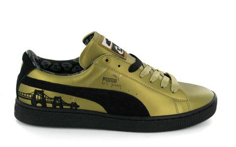 Puma Clyde Yo! MTV Raps x MC Shan Europe Release