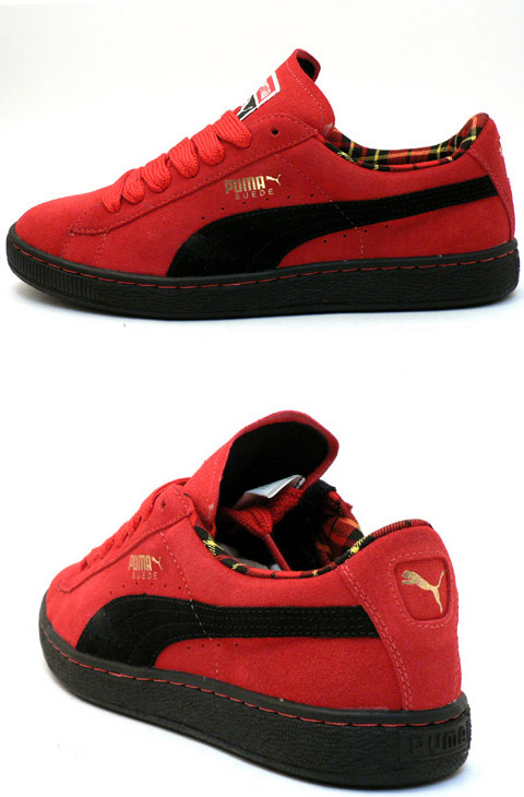 best puma suede colors