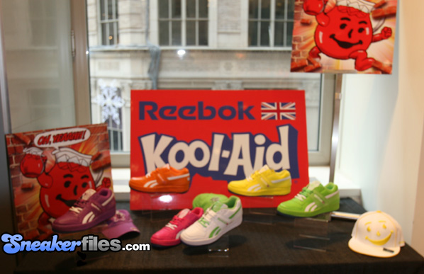 Reebok Kool Aid Pack June 2008