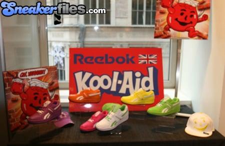 Reebok Kool Aid Pack June 2008