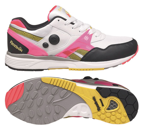 Reebok Fluo Collection