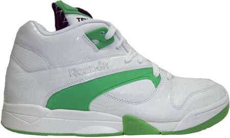 Reebok Court Victory Pump Glow in the Dark Available