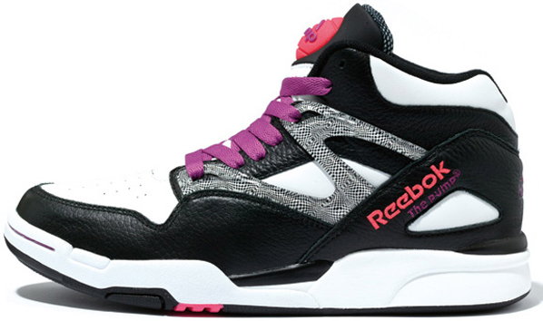 Reebok Pump Bring Back Collection