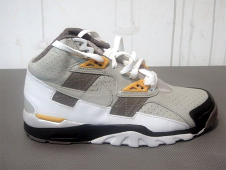 Nike Air Trainer SC - Grey Yellow  9ac597975