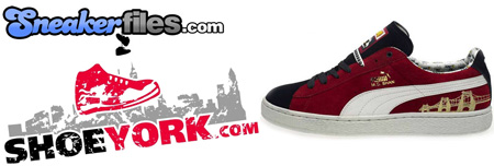 Sneaker Files 8 Days of Christmas: Day 1 Prize
