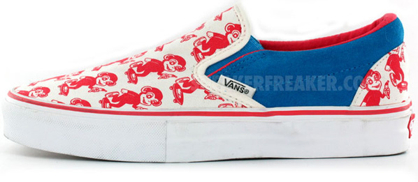 Vans Slip-Ons Monkey Pack
