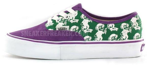 Vans Slip-Ons Monkey Pack