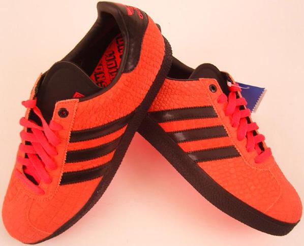 Adidas Consortium January 2008 Releases