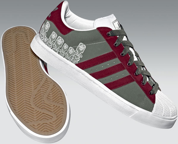 Adidas Originals Mark Gonzales - Andrew Pommier