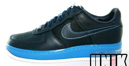 Nike Air Force 1 Supreme - Obsidian/University Blue