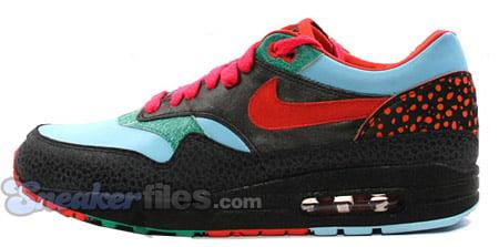 Significado maorí feo  Nike Air Max 1 Supreme Tech Pack - Safari | SneakerFiles