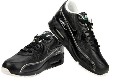 Nike Air Max 90 JD Sports BlackGreenWhite | SneakerFiles