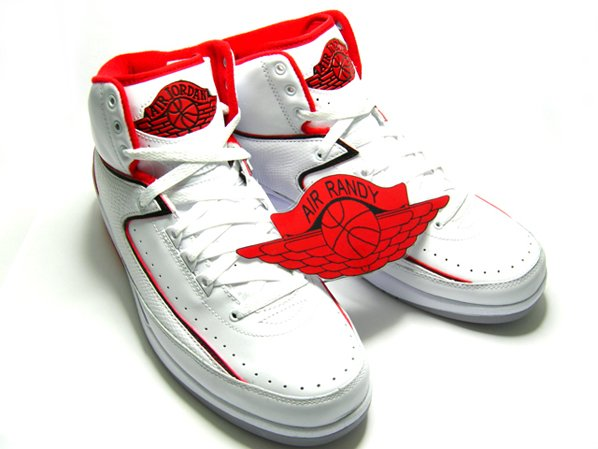 Air Jordan 2 (II) White/Varsity Red Countdown Pack