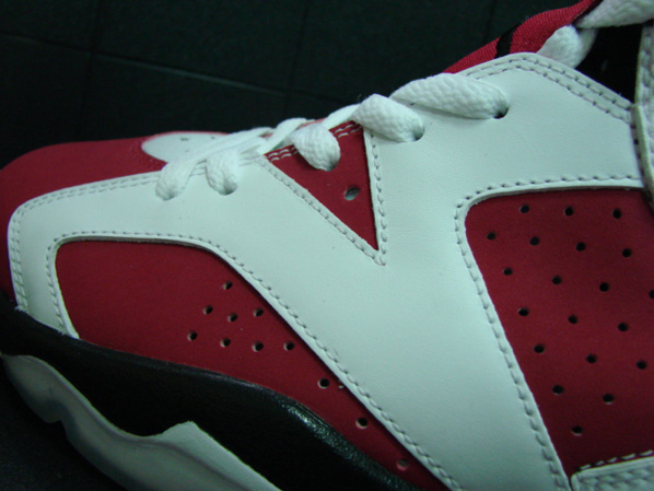 Air Jordan VI (6) Countdown Pack Carmines