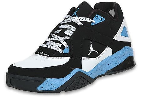 Air Jordan Oo' Wee Black/White/University Blue
