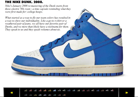 Nike Be True Dunk Website Now Live