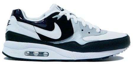 Nike Air Max Light - Black/Grey