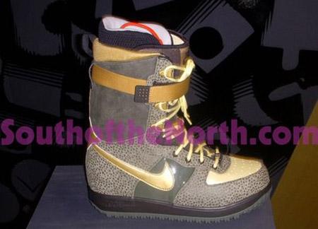 2009 Nike Snowboarding Boot