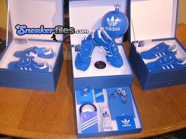 Adidas Consortium Cordon Bleu Pack at Self Conscious