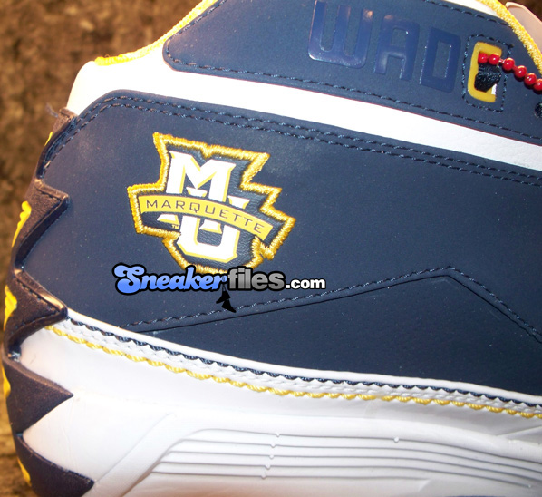 Converse Wade 3 Marquette Player Exclusive