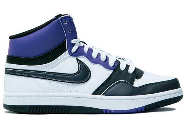 Nike Court Force Basic - Purple/Black