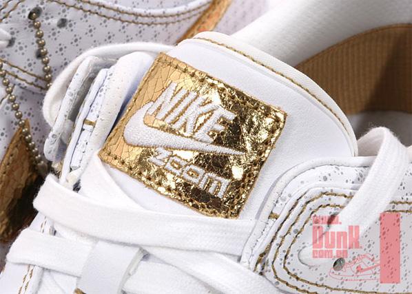 Nike Dunk Premium - Olympic Gold Medal Series
