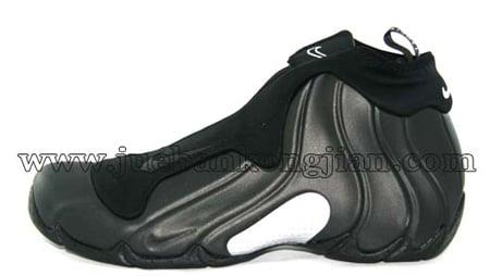 b166089c80e Nike Air Flightposite Retro Black