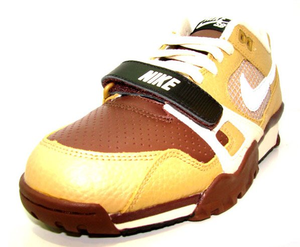 Nike SB Air Trainer TW II - Gold/Brown