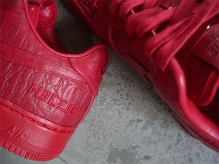 realmad HECTIC x Nike Air Force 1 Supreme