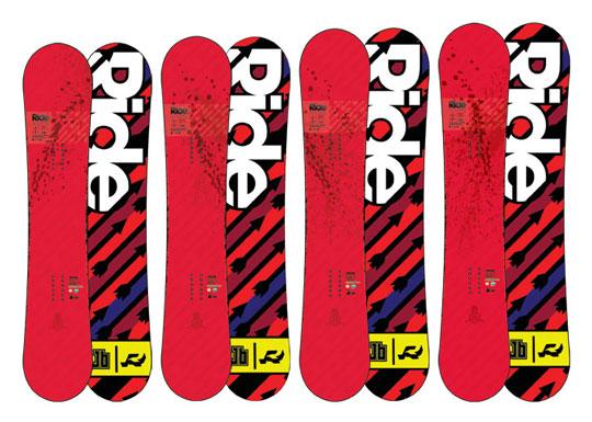 JB Classics x Ride Snowboards
