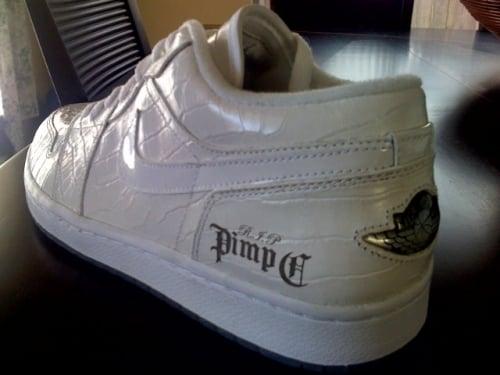 Air Jordan 1 Low Pimp C Tribute for Bun B
