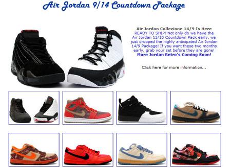 Kixclusive Has The First Two Jordan Countdown Packs
