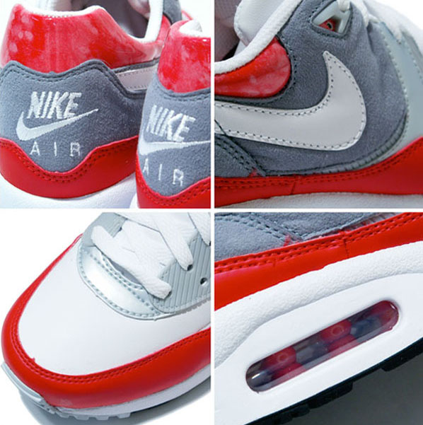 Nike Air Max Light - Red/Grey