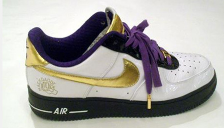 MACKDADDY 10th Anniversary Friends and Family Nike Air Force 1