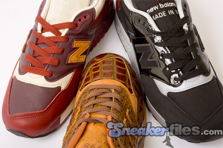 New Balance New Super Team 33 Luggage Collection