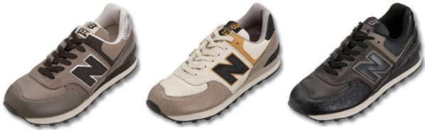 New Balance M574 Reptile Pack