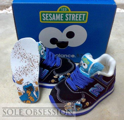 New Balance x Sesame Street