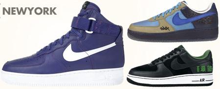Nike Air Force 1 1Vote NYC